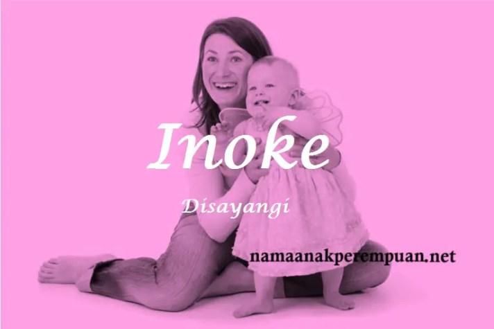 arti nama Inoke
