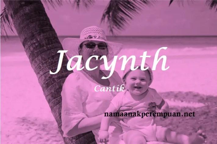 arti nama Jacynth