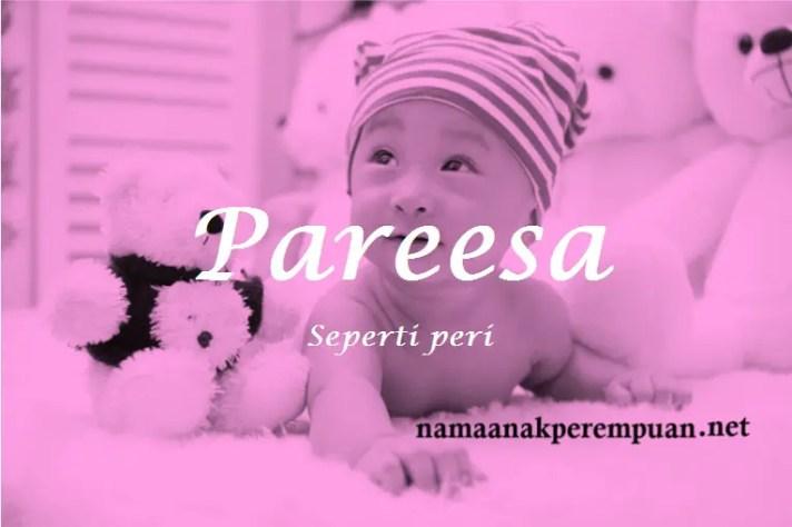 arti nama Pareesa