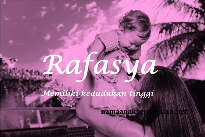 arti nama Rafasya