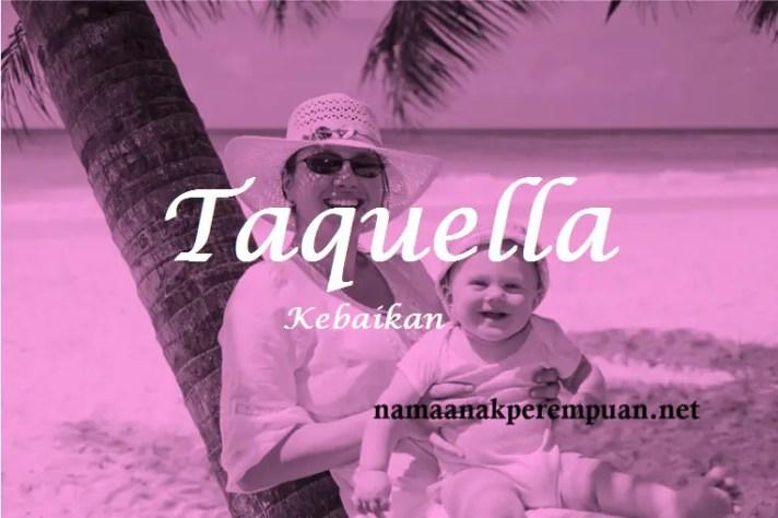 arti nama Taquella
