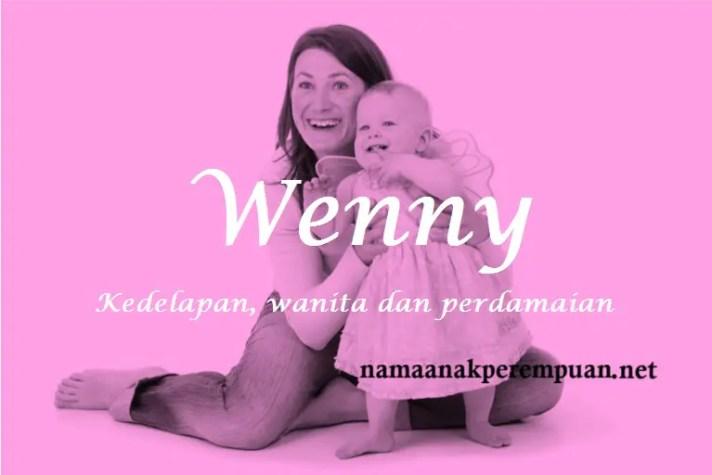 arti nama Wenny
