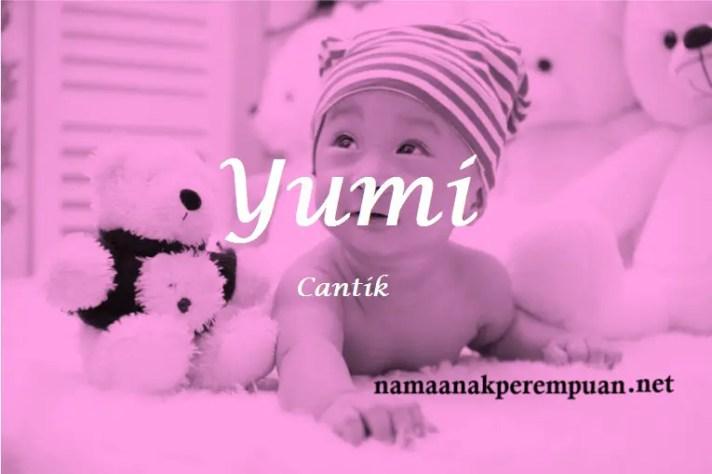 arti nama Yumi