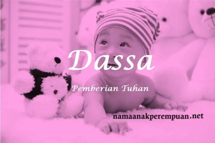 arti nama Dassa