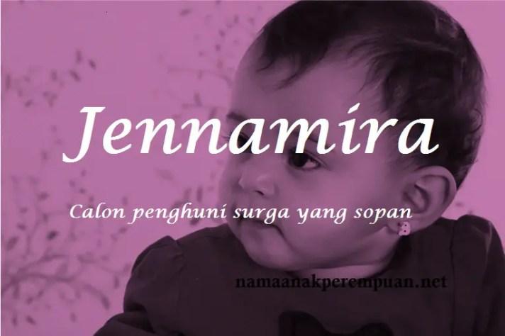arti nama Jennamira
