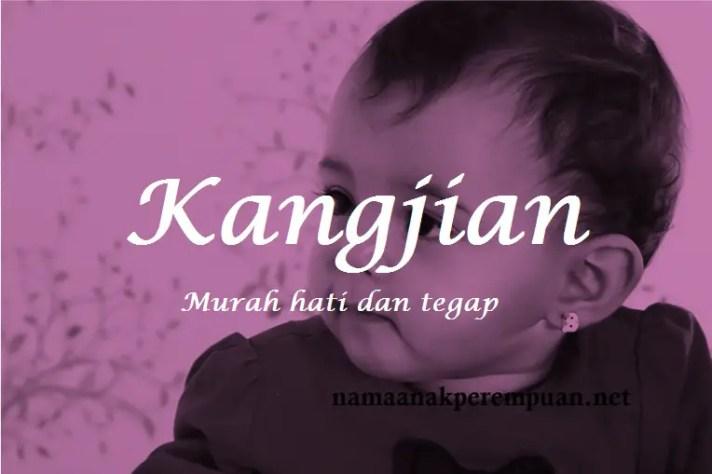 arti nama Kangjian