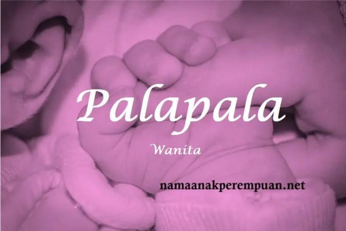 arti nama Palapala