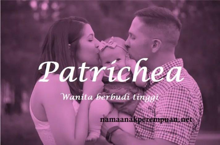 arti nama Patrichea