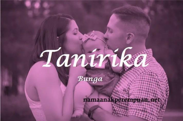 arti nama Tanirika