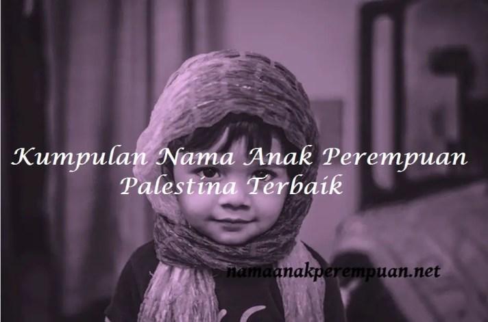 Nama Anak Perempuan Palestina