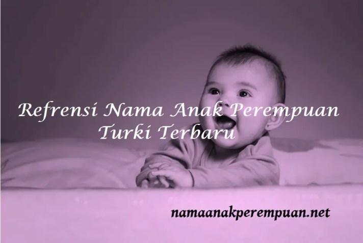 Nama Anak Perempuan Turki