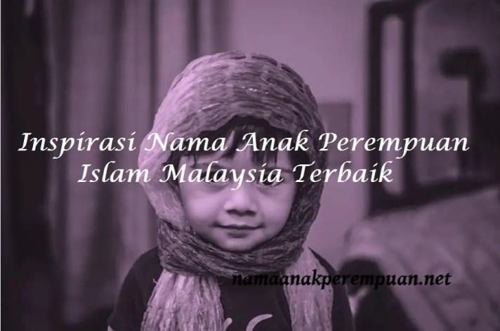 Nama Anak Perempuan Islam Malaysia