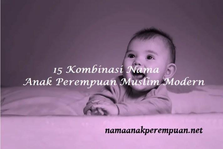 Nama Anak Perempuan Muslim Modern