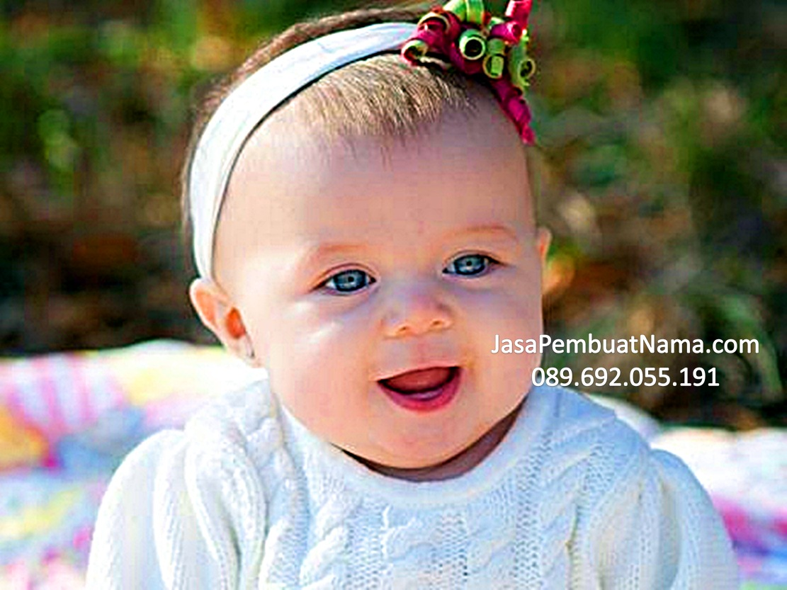 Kumpulan Foto Bayi Lucu Berjilbab  Sobat Ngakak