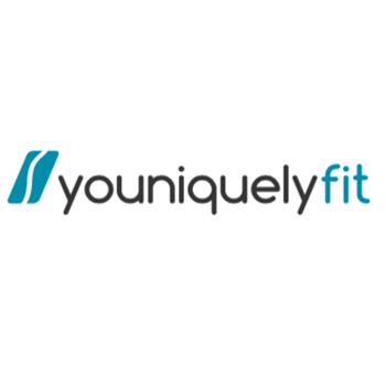youniquely fit logo