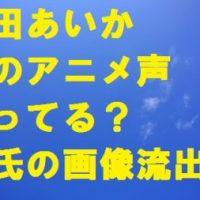 廣田あいかの声がわざとらしく嫌いな人激増?彼氏のプリクラ画像流出の噂