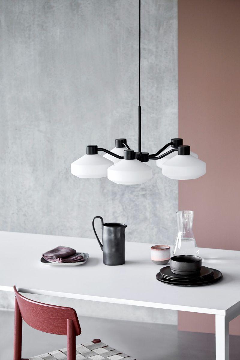 Skandinaviški šviestuvai: stilinga, paprasta ir jauku