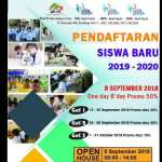 Jadwal Pendaftaran Sekolah PG TK SD SMP SMA Anak Panah Kenjeran Surabaya tahun ajaean 2019 – 2020
