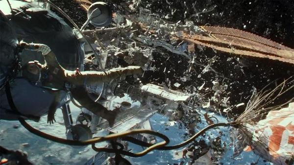 Debris gravity