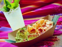 Who wants to try the Acan Margarita made with Casa Noble tequila along with some #guacamole