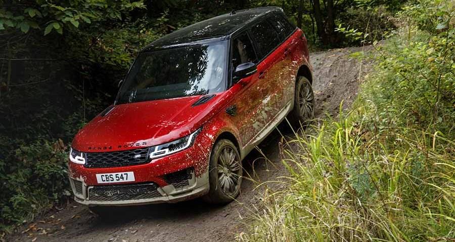 2018 Range Rover Sport Facelift