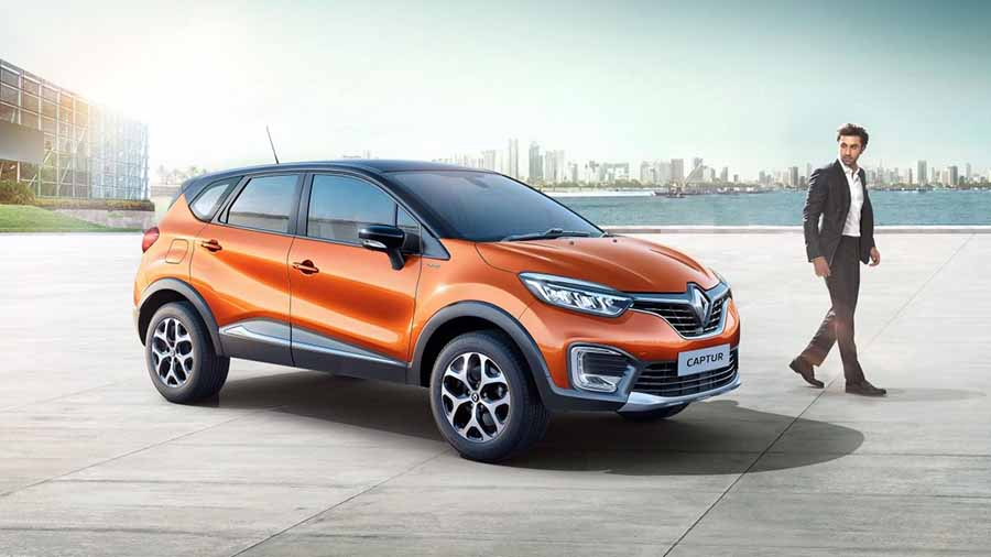 2017 renault captur namaste car. Black Bedroom Furniture Sets. Home Design Ideas