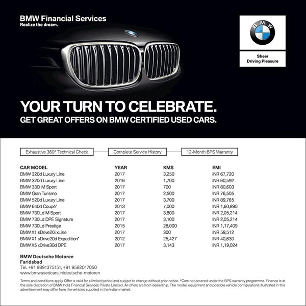 These BMW Certified Used Cars Are On Sale