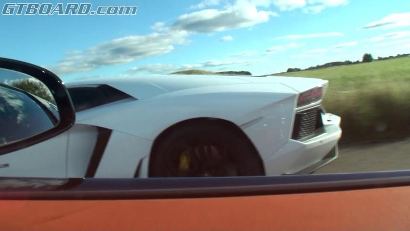 Bugatti Veyron Grand Sport Vitesse Vs Lamborghini Aventador Lp 700 4