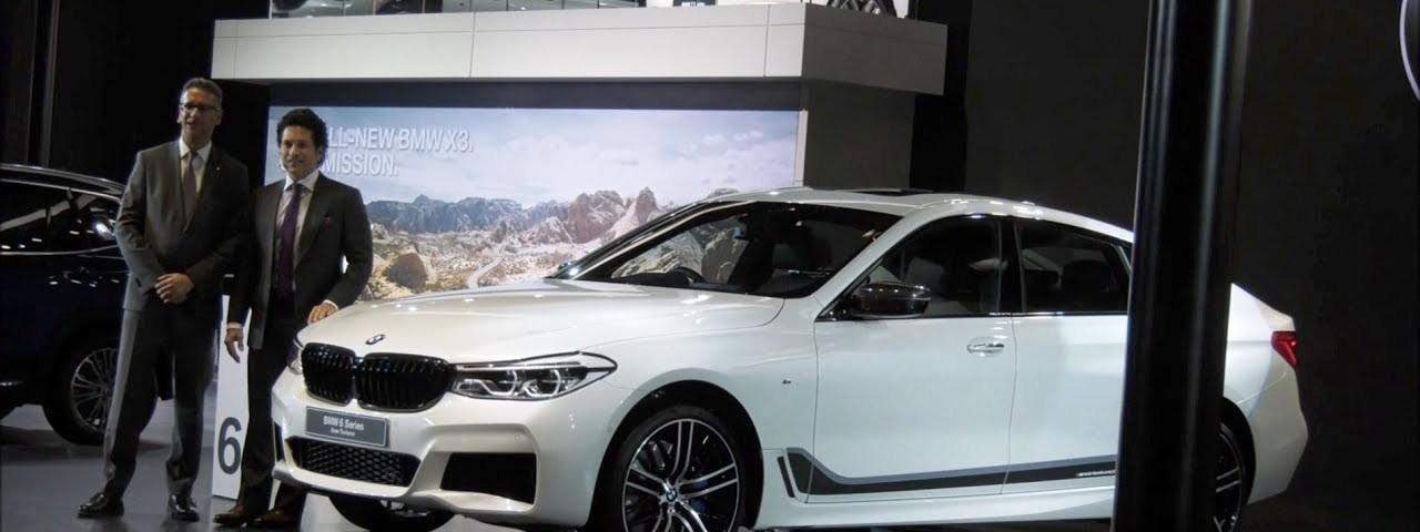 Bmw Car Full Form In Hindi >> 2018 Bmw 6 Series Gran Turismo With Sachin Tendulkar Review Specs