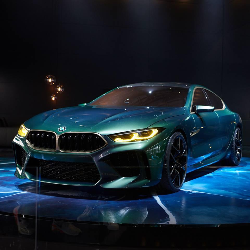 Bmw M8: BMW M8 Gran Coupe
