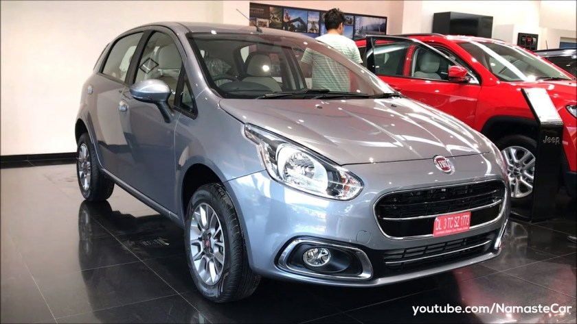 Fiat Punto Evo Powertech 90 Hp Emotion 2018 Review Specs And