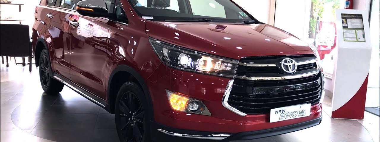 Toyota Innova Crysta Touring Sport An140 Dc Lounge 2018 Review