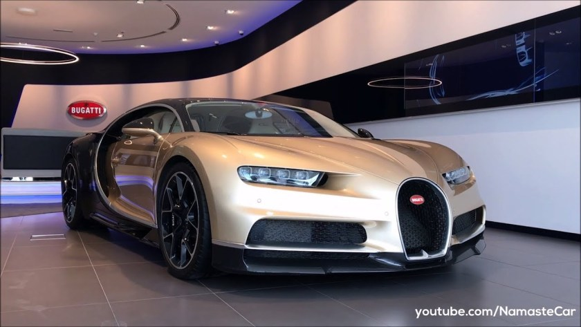 Bugatti Chiron 2018 Review Specs And Details In Hindi Namaste Car