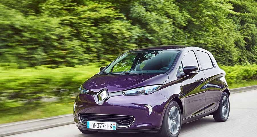 2018 renault zoe namaste car. Black Bedroom Furniture Sets. Home Design Ideas