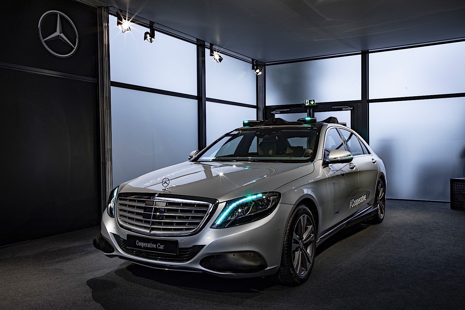 Self-Driving Mercedes-Benz S-Class - Namaste Car