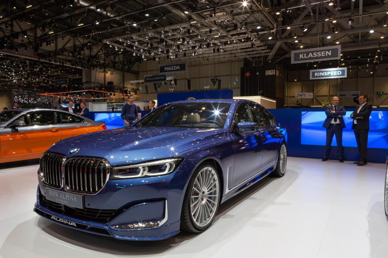 2020 Alpina B7 Xdrive Namaste Car