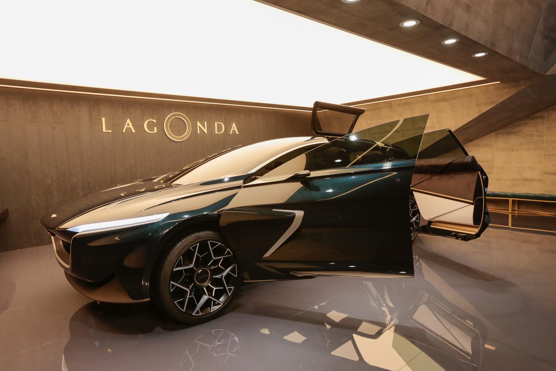 Aston Martin Lagonda All Terrain Concept Namastecar