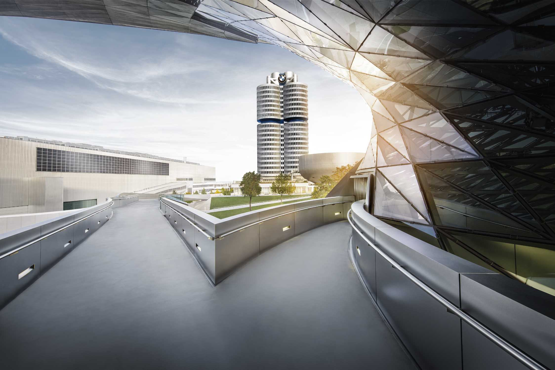 bmw germany munich headquarter photography