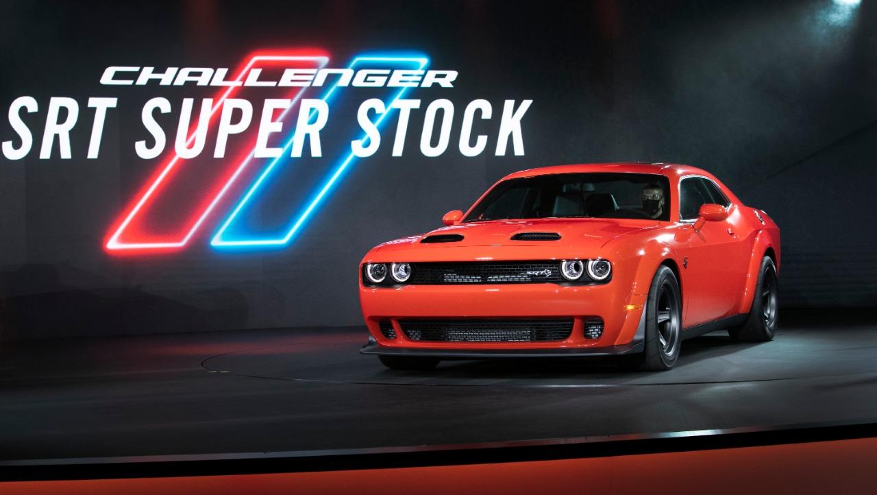 2021 dodge challenger srt super stock - namastecar