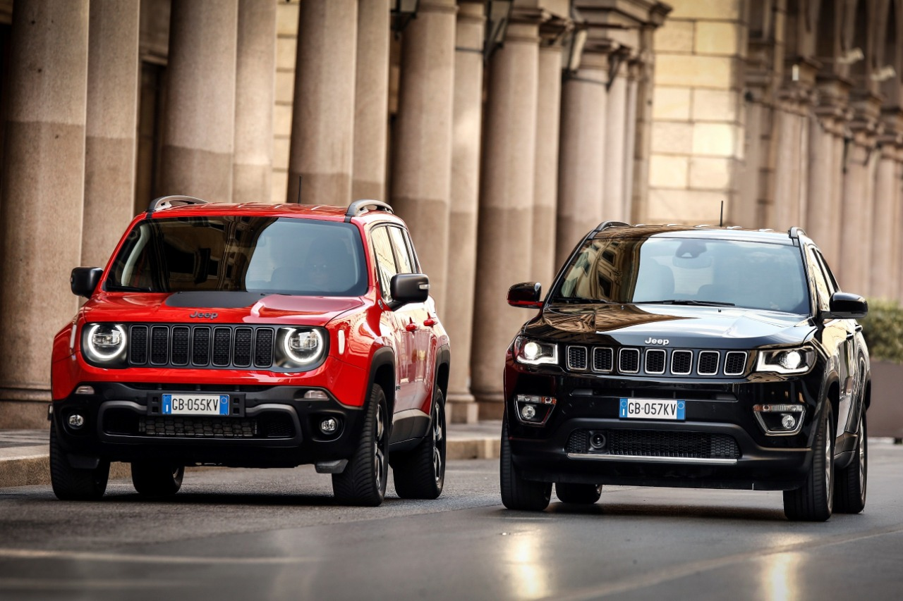 2021 Jeep Renegade 4xe Plug In Hybrid And Jeep Compass 4xe Namaste Car