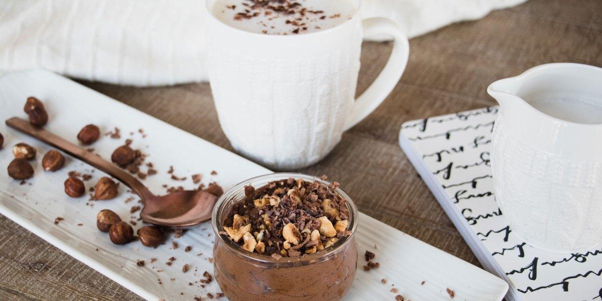 Recette | Mousse au chocolat paléo