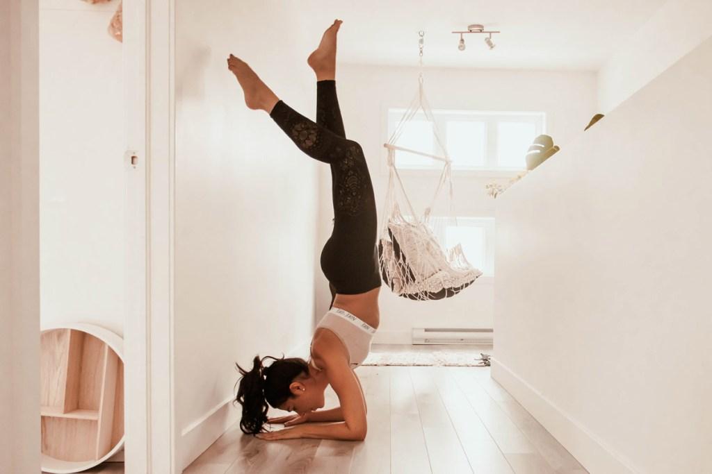 Marie-France Pellerin yoga