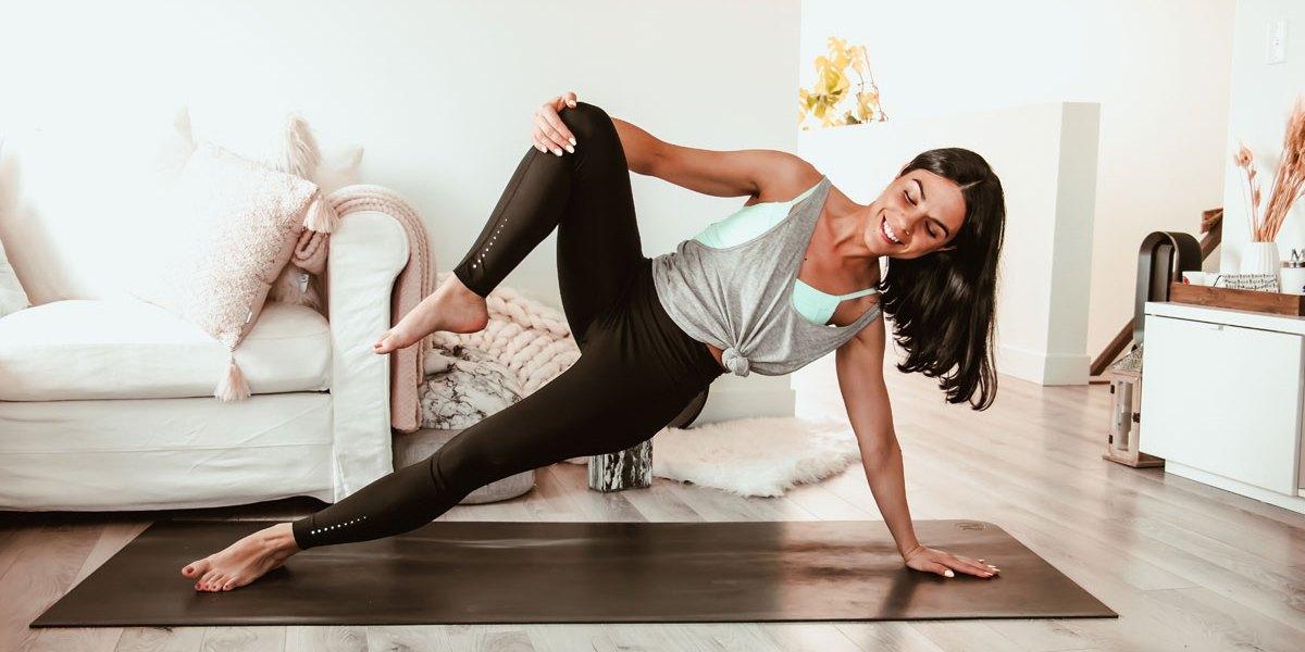 Yoga pour renforcer les abdos