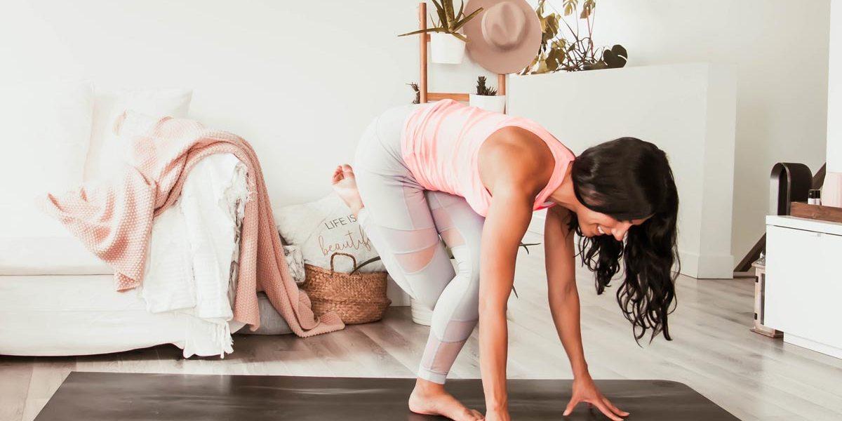 Routine de yoga abdos et fessiers