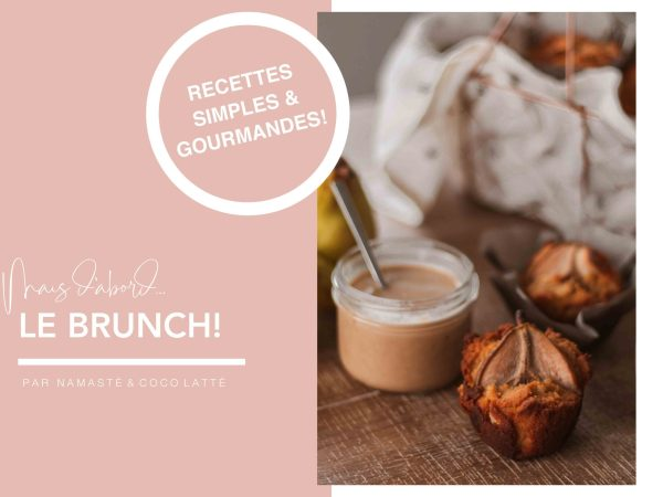 Ebook brunch paléo | Namasté & Coco Latté
