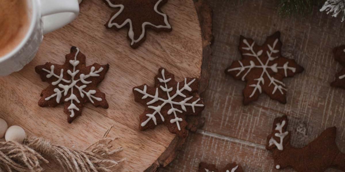 Recette | Biscuits au pain d'épice paléo