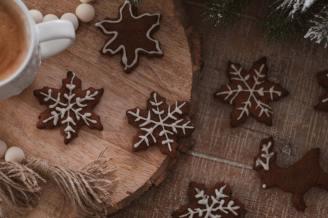Recette de biscuits au pain d'épice paléo | Namasté & Coco Latté