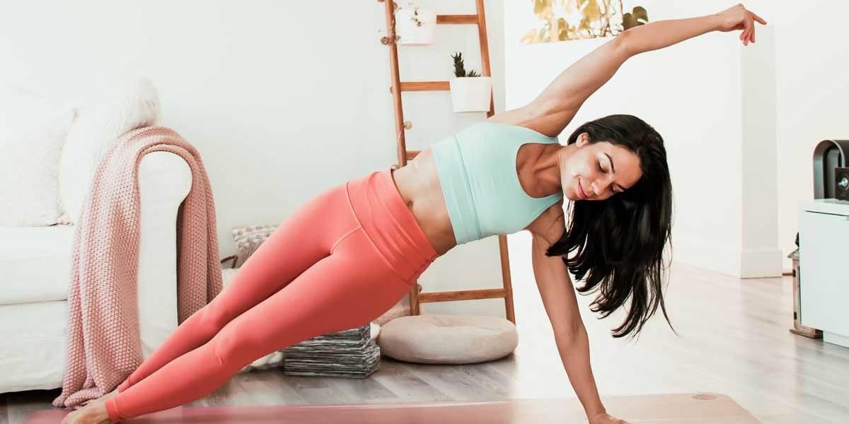 Routine de yoga pour la mobilité des épaules