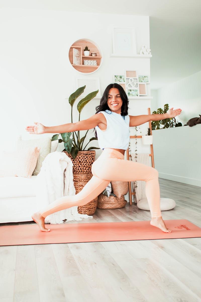 Cours de yoga live | Namasté & Coco Latté