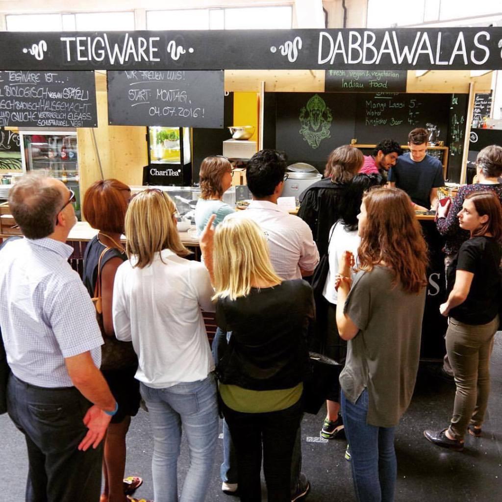 Photo of Basel's Dabbawala